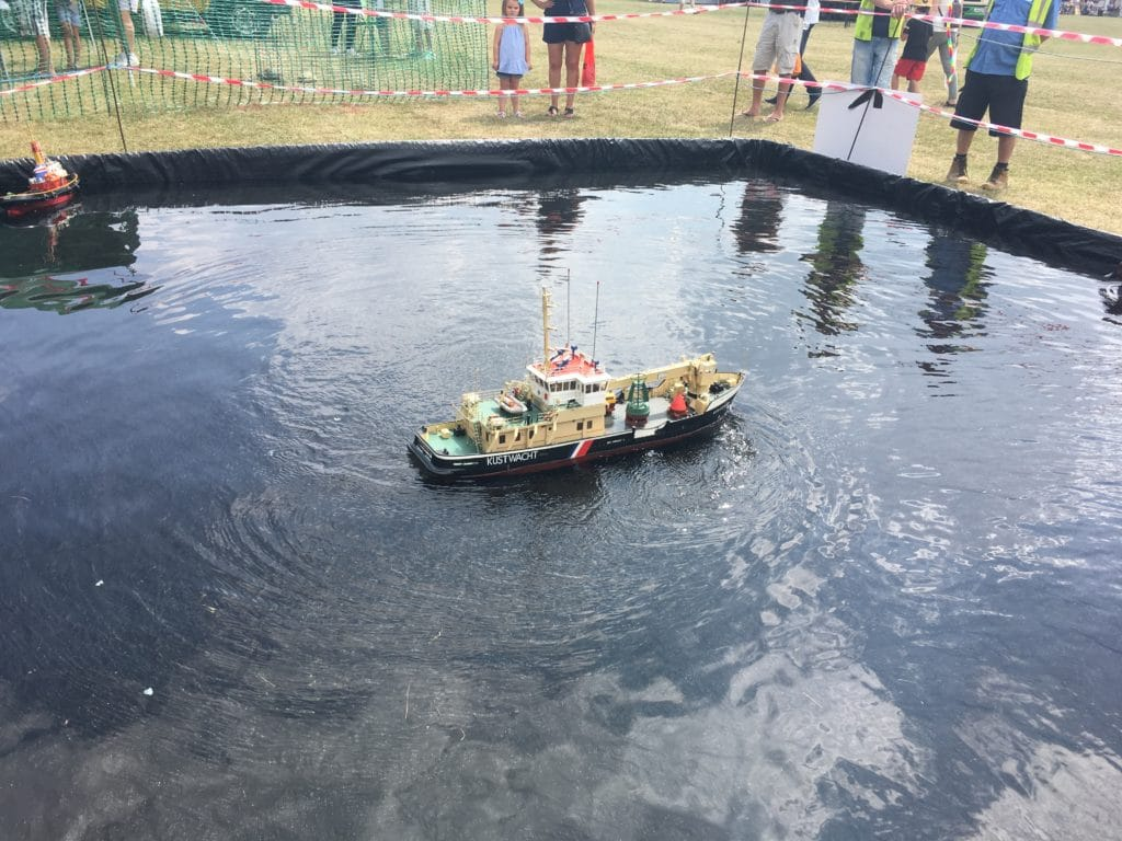 Grays and Thurrock Model Boat Club